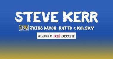Steve Kerr on DRK