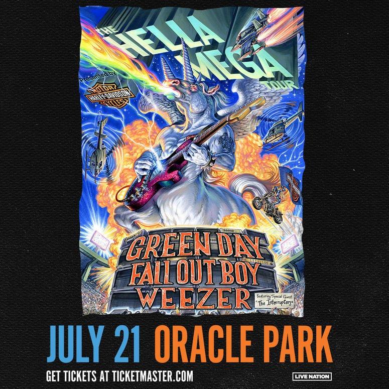 Hella Mega Tour 2019