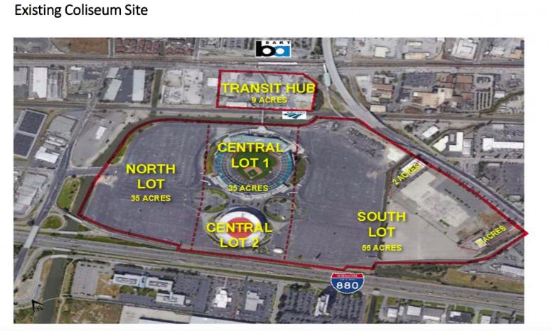 Existing Coliseum Site