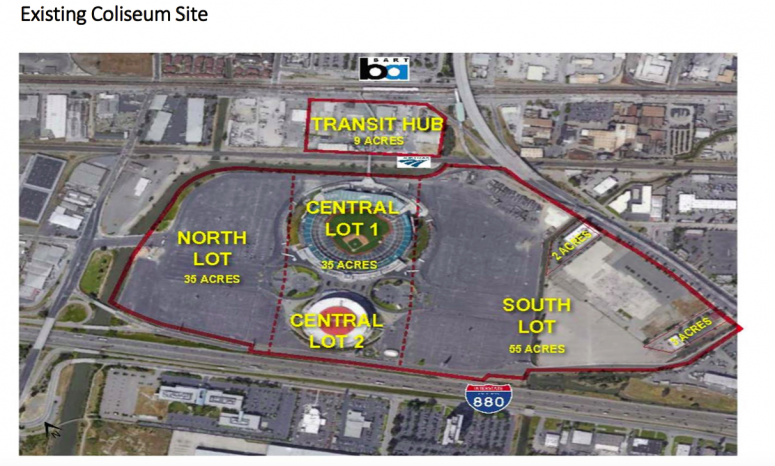 Oakland Releases Stadium Plan | 95.7 The Game
