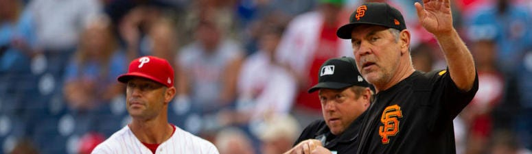 Nightengale: Recently-fired Kapler 'immediately becomes a strong candidate' to replace Bochy
