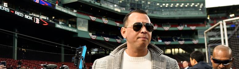 Alex Rodriguez had $500k in jewelry and electronics stolen in San Francisco