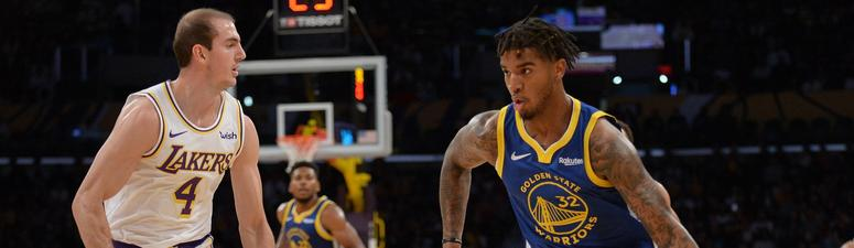 Shams: Warriors waive Alfonzo McKinnie to clear room for Marquese Chriss