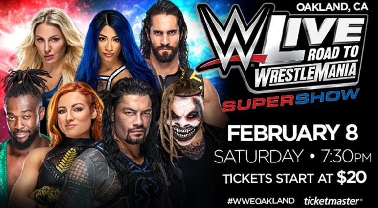 WWE Live 2020