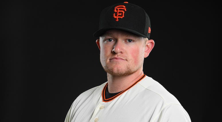 Giants bring up top pitching prospect Logan Webb