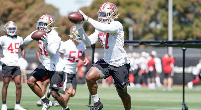 f078c115 San Francisco 49ers 2019 training camp takeaways: Offensive line ...