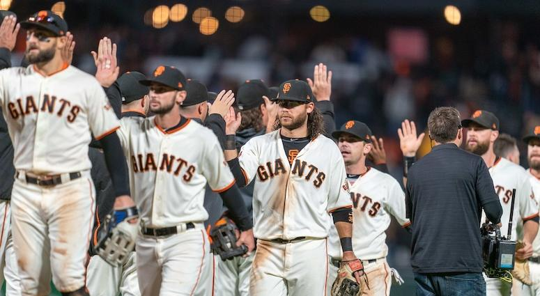 Giants Schedule 2020.San Francisco Giants Announce 2020 Schedule To Open At
