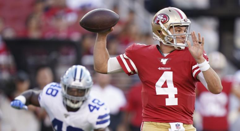 922779e9 San Francisco 49ers may have won their first preseason game, but did ...