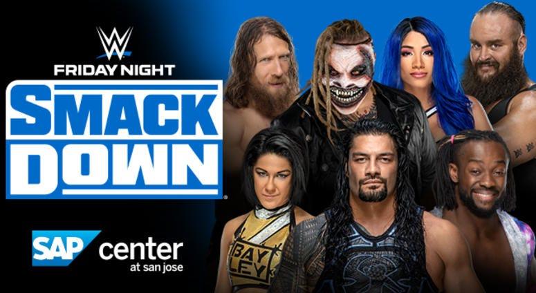 WWE Smackdown 2020