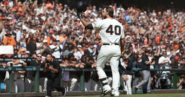 Bumgarner wants to stay with Giants