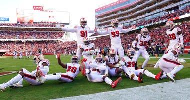The 49ers won't wear white on white in Miami