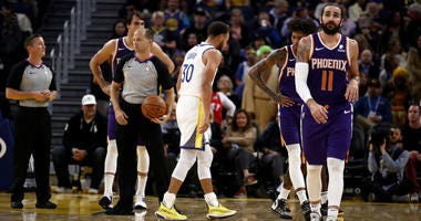 Curry says he expects to return in early spring
