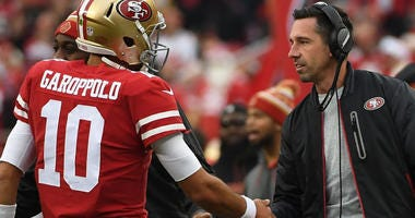 Baldinger: 'Heads will roll' if 49ers don't win 10 games