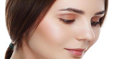 Natural Make-up Young Woman