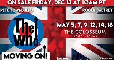 The Who Vegas