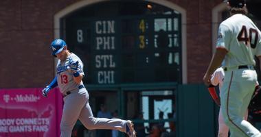Dodgers shift attention to Madison Bumgarner