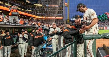 Sorry trade suitors, Bumgarner isn't going anywhere