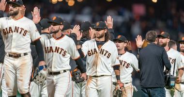 Giants announce 2020 schedule, to open at Dodger Stadium