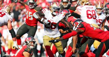 Tevin Coleman to miss Week 2, not expected to land on IR