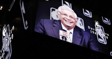 David Stern helped build a league so large he couldn't lead it