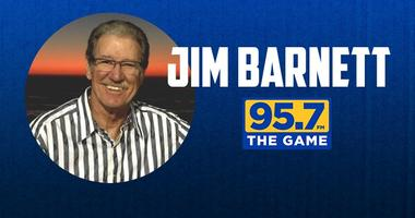 Jim Barnett to co-host pregame show on 95.7 The Game for all Warriors home games