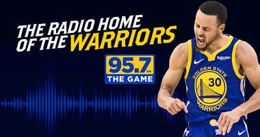 Lacob announces multi-year contract extension between 95.7 The Game and the Warriors