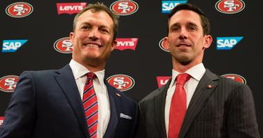 John Lynch and Kyle Shanahan