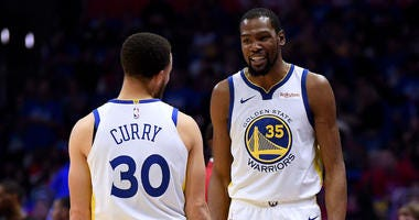 'You gotta be happy about that for him' — Steph weighs in on KD's departure