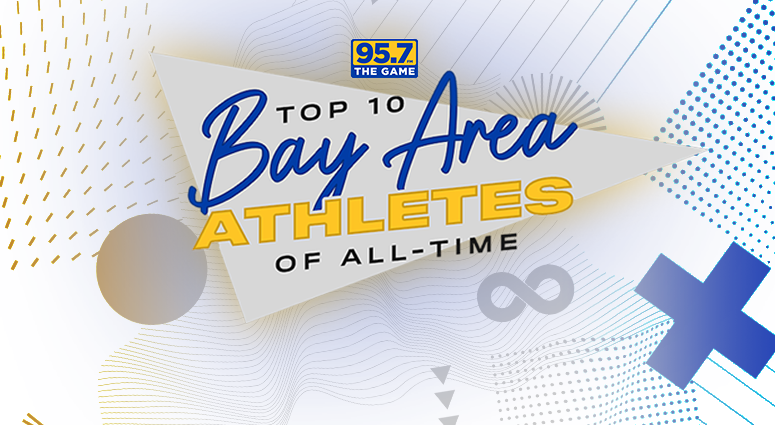 95.7 The Game names the top 10 Bay Area athletes
