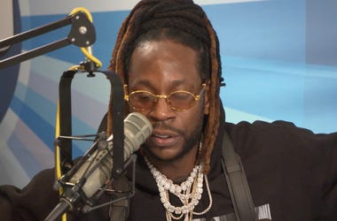 Rapper 2 Chainz makes his picks for the NCAA March Madness Final Four