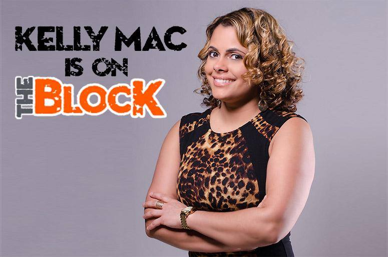 Kelly Mac is on the Block