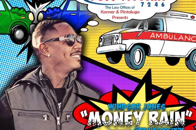 Windsor Jones aka Mr. Make the Money Rain aka 1 800 411 pain