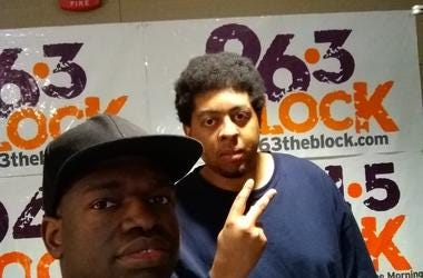 JJ Solomon and Slim-T