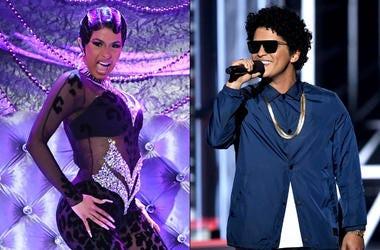 Cardi B x Bruno Mars