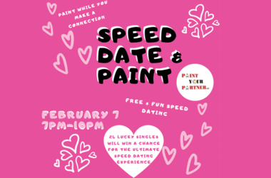 Speed Date & Paint