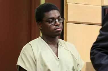 Rapper Kodak Black in court for probation hearing on April 26 in Florida