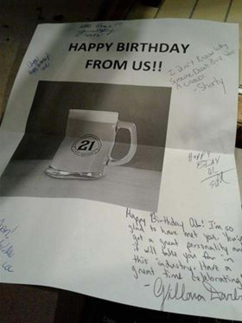 Happy Birthday QL