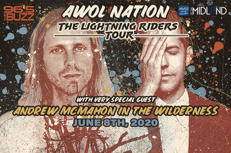 AWOLNATION & Andrew McMahon in the Wilderness