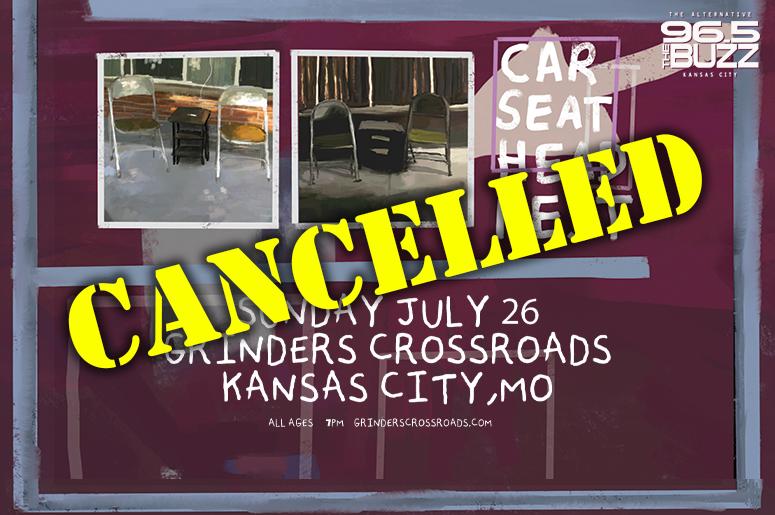 Car Seat Headrest Cancelled 2020
