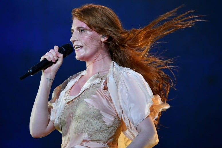 Florence + The Machine