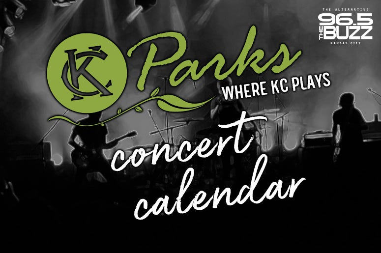 KC Parks Concert Calendar