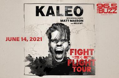 Kaleo - 6.14.20