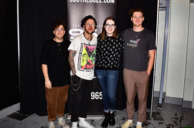 NTBSXXX Meet and Greet with lovelytheband