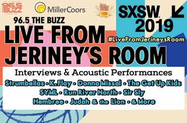SXSW LIVE from Jeriney's Room!