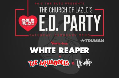 Church of Lazlo's E.D. Party