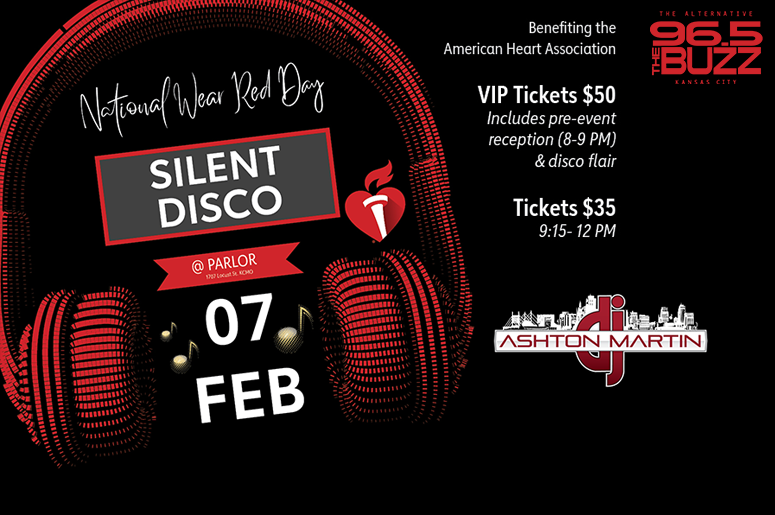 American Heart Association's Silent Disco