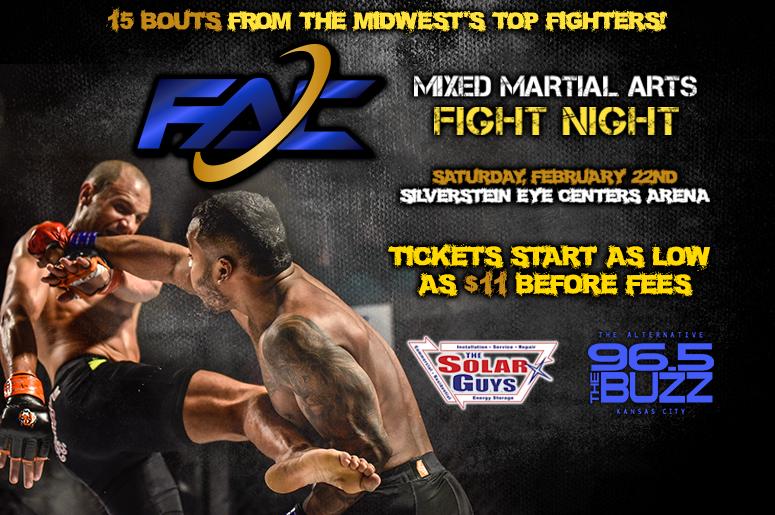 F.A.C. MMA Fight Night