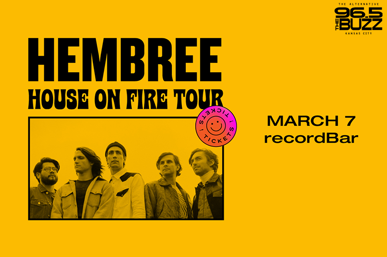 Hembree House On Fire Tour