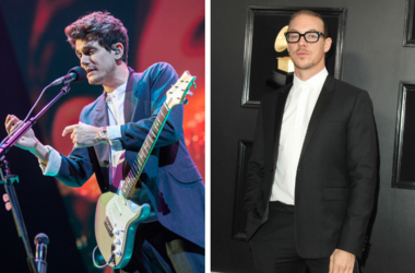 John Mayer and Diplo