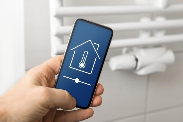 Smart Home Heating